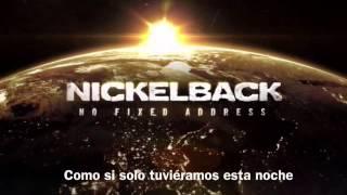 Satellite - Nickelback (letra en español)