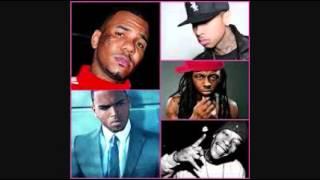 The Game- Celebration ft chris brown, tyga, lil wayne , & wiz khalifa