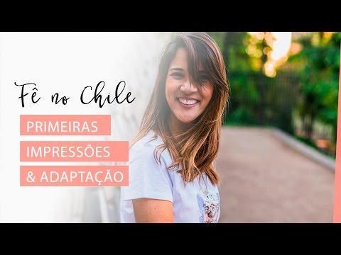 Primeiros dias no Chile + Adaptação - Ep. 4 | #FêNoChile