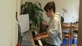 somewhere over the rainbow eva cassidy piano cover