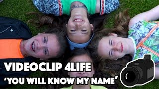 4LIFE - You Will Know My Name | Officiële Videoclip Junior Songfestival 2015