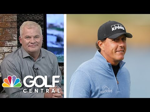 Phil Mickelson, Jordan Spieth reverse trends at Pebble Beach | Golf Central | Golf Channel
