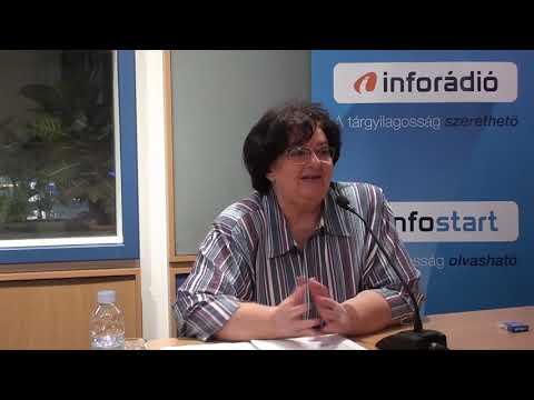 InfoRádió - Aréna - Vukovich Gabriella - 2021.08.31.