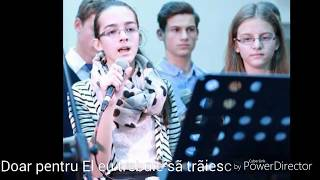 Doar pentru El -Armonia Veşniciei vol. 1 /Official Lyrics Video/