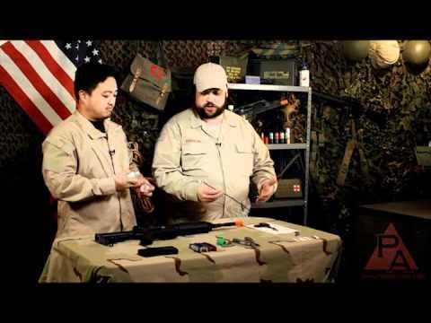 Video: Basic AEG Maintenance - RFR Episode 2   Pyramyd Air