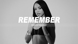 "Smooth R&B Instrumental beat 2017 x ""Remember"" Oldskool 90s R&B Beat (Prod. by Robin Wesley)"