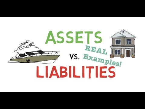 Download Video Assets Vs  Liabilities With Examples!