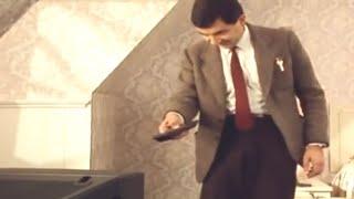 Mr Bean - Hotel TV