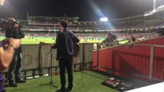 Castle On The Hill - Ed Sheeran (Live at Domain Stadium)