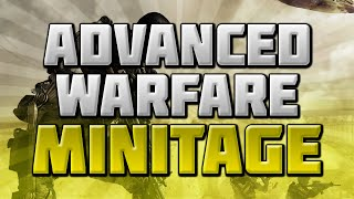 Advanced Warfare Leftovers #1 | iNK Obno