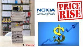 NOKIA MOBILE PHONE PRICES FROM JUNE 2018 in PAKISTAN width=