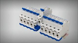 Modular Din-Rail  MCB, RCBO,RCCB ,RCD , switch Isolator  Chint