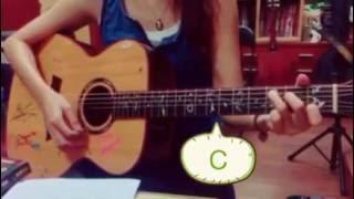 小手拉大手 吉他譜