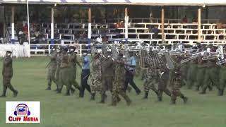 The Kenya mass band