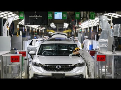 China Growth Accelerates, Broadening Recovery From Pandemic