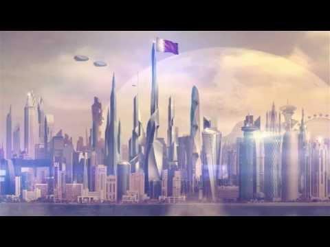 تخيل قطر في عام ٢٠٨٨   رحلة إلى الماضي    Qatar in the Year 2088