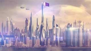 تخيل قطر في عام ٢٠٨٨ | رحلة إلى الماضي  | Qatar in the Year 2088