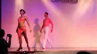 David and Paulina - 2012 Comadreja Salsa Congress - Saturday (copy)