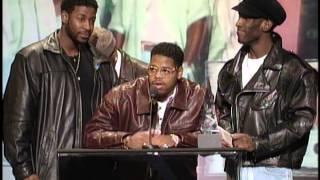 Boyz II Men Win Favorite Pop Rock Single - AMA 1995