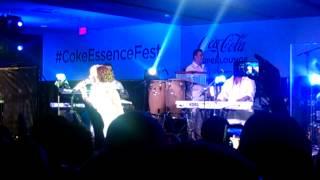 Stephanie Mills sings Love On Top @ EssenceFest