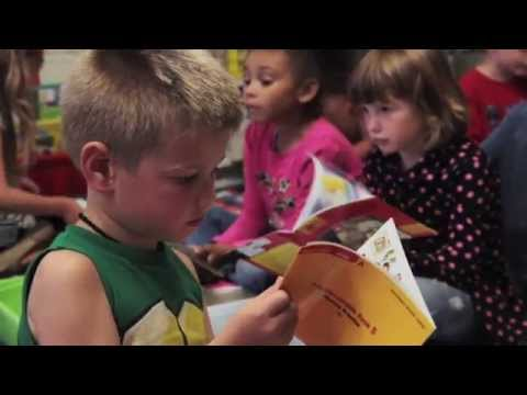 Video Building Confidence in Reading at AEA 267:  Finding Success with the Workshop Model