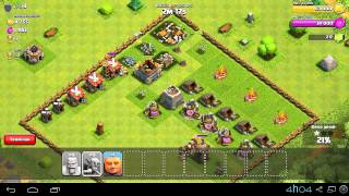Clash of Clans [BATALHA CV 3]