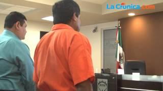 Dictan formal prisión a abuelo de Karina Vanessa