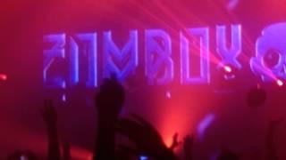 Zomboy live from Houston
