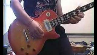 Guns N' Roses - Sweet Child o' Mine Solo Version 2.0!