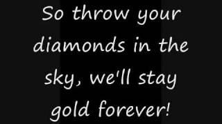 Diamonds Aren't Forever-lyrics