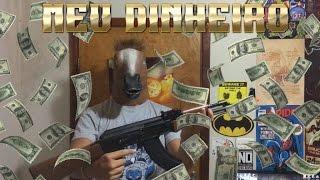 GuiFons - Meu Dinheiro ♫ (Paródia MC Davi - Pé Direito)