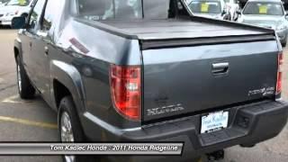 2011 Honda Ridgeline Rochester MN 31085