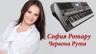 Червона Рута София Ротару на синтезаторе Yamaha psr s670