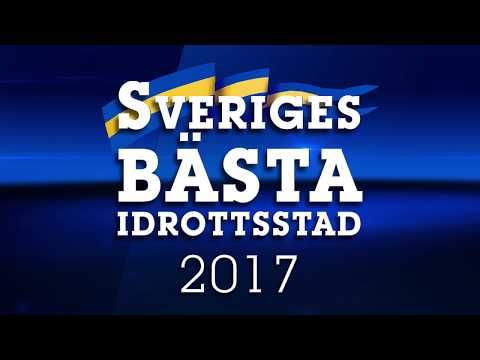 Jönköping - Sveriges bästa idrottsstad 2017