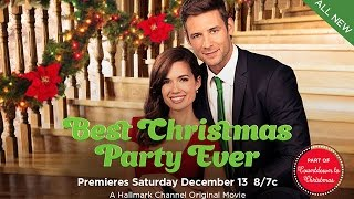 Best Christmas Party Ever, Premieres Saturday December 13th!