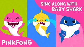 If Sharks Are Happy   Sing Along with Baby Shark   Pinkfong Songs for Children