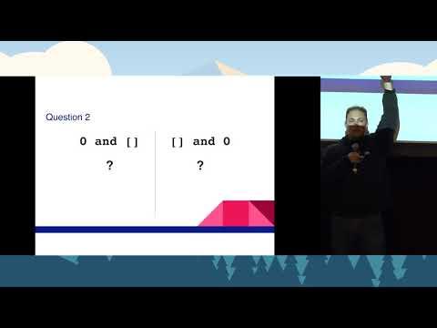 Ignite Talk - 2019 Python Gotchas, Tips, and Tricks