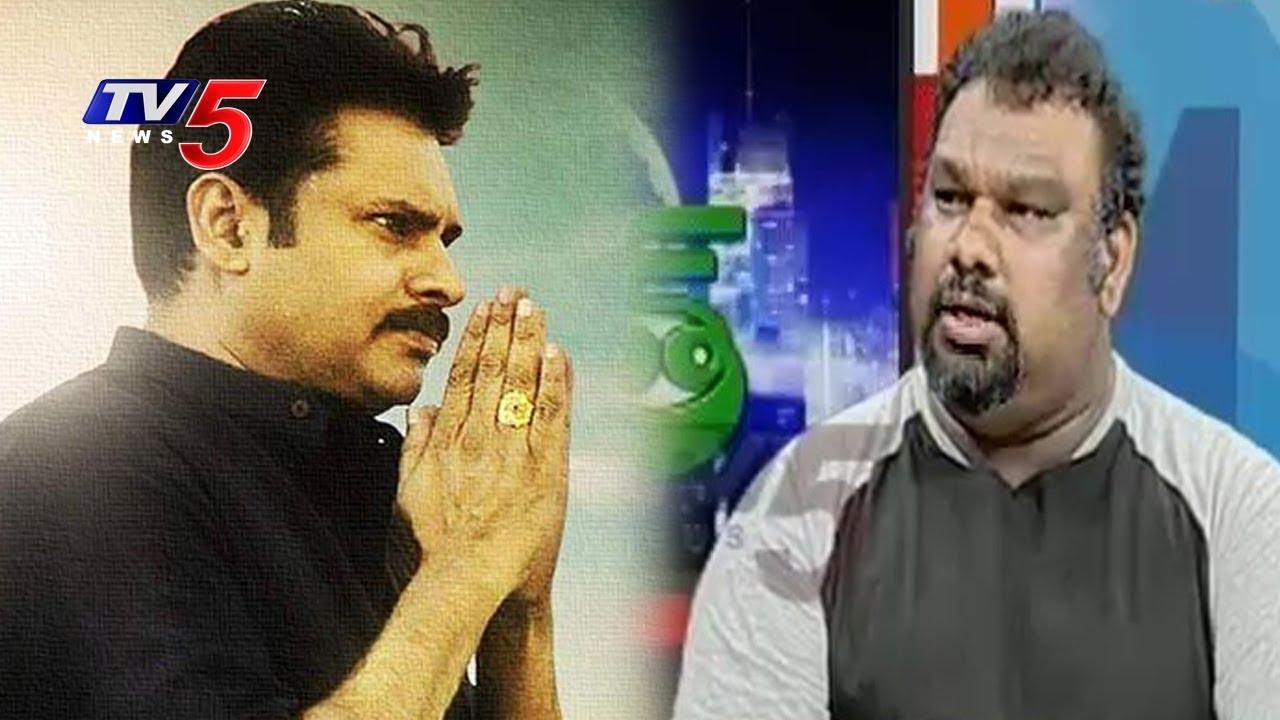 Mahesh Kathi vs Pawan Fans | Mahesh Kathi Exclusive Interview | TV5 News