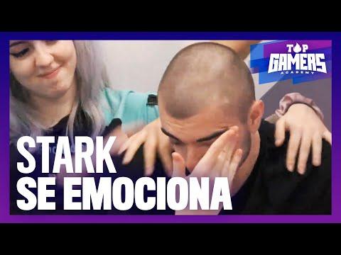 STARK EMOCIONADO | TOP GAMERS ACADEMY
