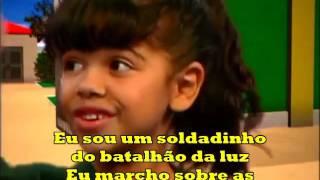 Soldadinho Cristina Mel com letra