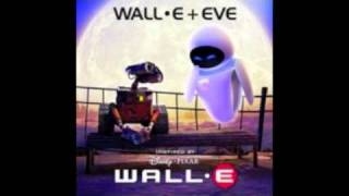 Wall-e and Eve (music inspired by Pixar's Wall-e)