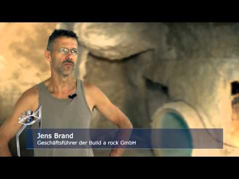 Jens Brand Felsenbau - Zukunftspreis Gewinner 2012