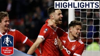 Nottingham Forest 4-2 Arsenal Official Highlights