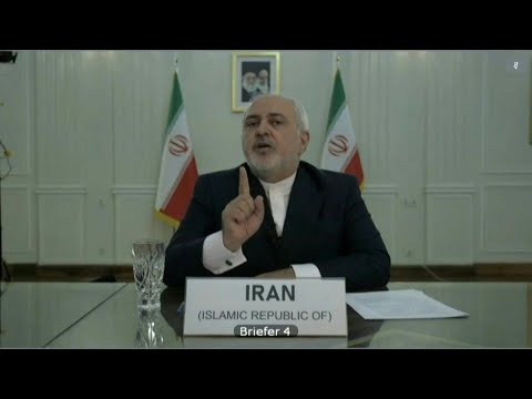 Iran FM says ending UN arms ban 'inseparable' from nuclear deal | AFP photo