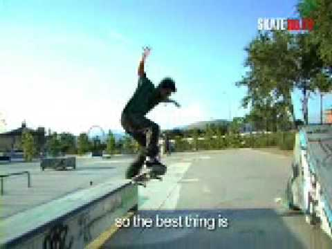The Skateboard Channel - Trick tip