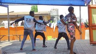 Davido - If | Official dance video by Supreme dancers.
