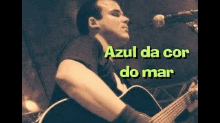 Azul da cor do mar - Tim Maia - Cover( Fabio Moreira)