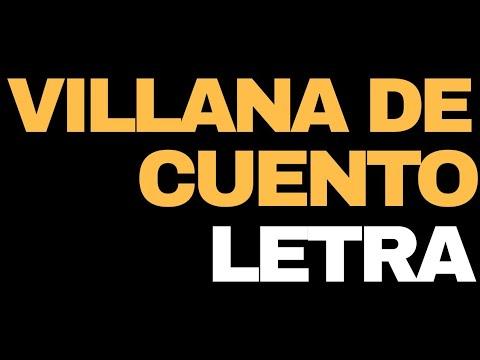Villana De Cuento de Alfredito Olivas Letra y Video