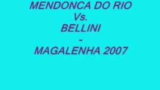 MENDONCA Vs. BELLINI - MAGALENHA 2007