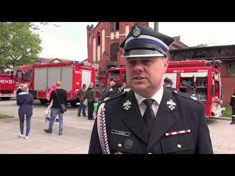 Strażacy świętowali